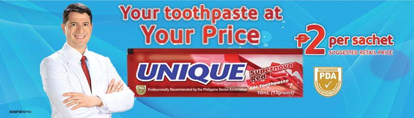Unique Toothpaste