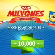 ACS Milyones Consolation Prize Winners